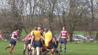 Wath 3rds v Barnsley 17th march 2012
