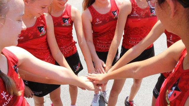 Netball Youth U16