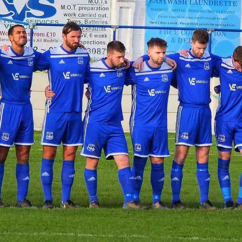 Pinxton FC 2019/20 Season