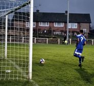 Pinxton FC triumphant on league restart