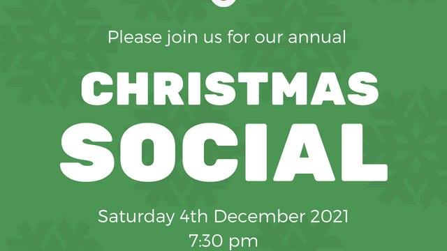 Annual Christmas Social
