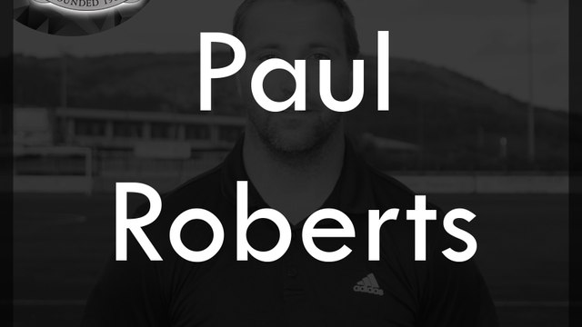 PAUL ROBERTS NEW ASSISTANT MANAGER AND COACH FOR LLANDUDNO LADIES FC