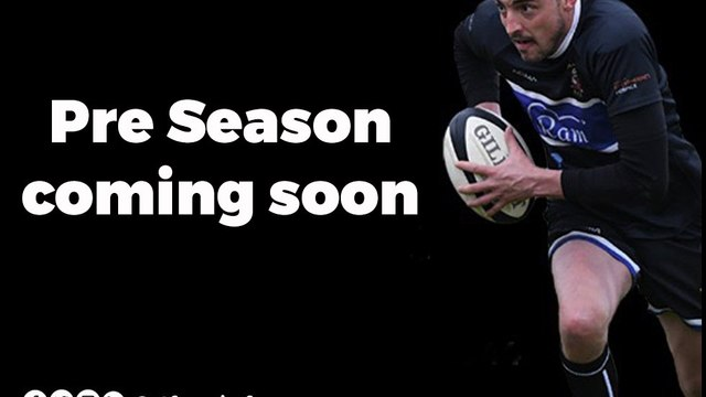 Pre Season Coming Soon!