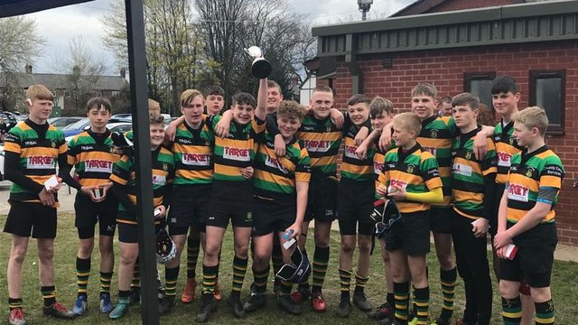 Littleborough U15's