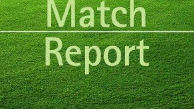 Burnham Ramblers FC 1 - 3 Park View