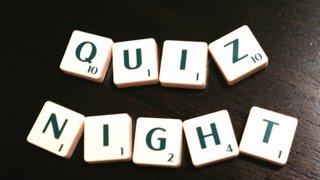 Quiz night: Friday 14th June, 8pm