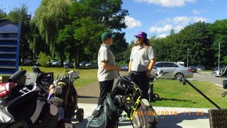 Ashford CC Golf & Curry Day