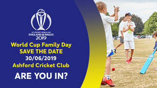 Cricket World Cup Family Day: ENG v IND
