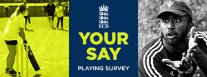 2019 Cricket Playing Survey now live!