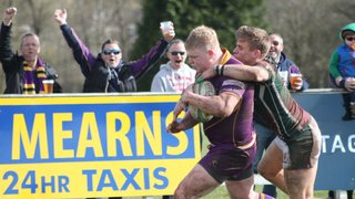 Marr Rugby preview – 1s, 2s and 3s all aim for top of the table finish to the day