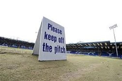 Pitch maintenance and improvement 2018 - please keep off the grass