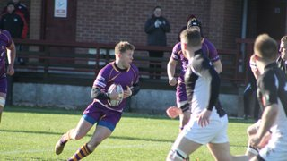 Tennent's NL1 - Gala RFC v  Marr Rugby (27.10.18)