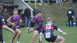 Tennent's NL1 Dundee Rugby v Marr Rugby (17.11.18)