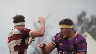 Scottish Cup (24.11.18) Watsonians FC v Marr Rugby