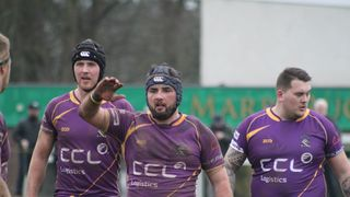 Marr Rugby round up – Nine try blitz takes Marr top