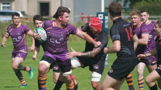 Marr Rugby round up - Pre-season success at Hartree Mill while a near miss for 3s at Fullarton