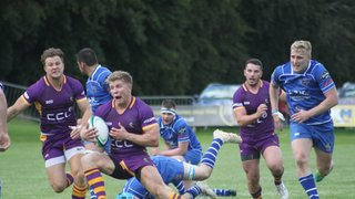 Marr Rugby round-up: Purple and Gold start for Marr's league campaigns – Bonus point time all around as 1s, 2s and 3s are victorious