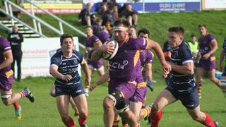 Marr Rugby round-up:  Marr Rugby's Purple and Gold start continues – Maximum points again as 1s, 2s and 3s are victorious