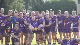Tennent's Premiership - GHA RFC v Marr Rugby (21.9.19)