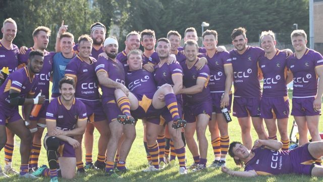 Marr Rugby round-up:  Two out of three for Marr Rugby means it is top of the table clashes next time round