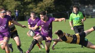 Tennent's Premiership - Marr Rugby v Currie Chieftains (28.9.19)