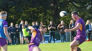 Tennent's Premiership - Marr Rugby v Currie Chieftains (28.9.19) Courtesy of Ken Ferguson