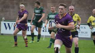 Tennent's Premiership - Hawick RFC v Marr Rugby (5.10.19)