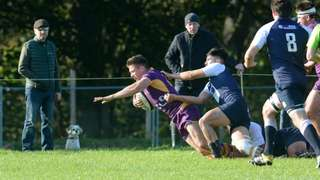 Tennent's Premiership - Marr Rugby v Selkirk RFC (12.10.19) Courtesy of Ken Ferguson