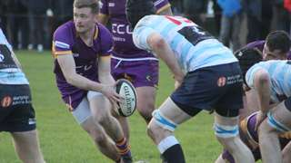 Marr Rugby round-up (19.10.19):  Mixed day for Marr Rugby - Fortress Fullarton dented but remains intact as 1s stay top after scare from Accies; 2s blitz and granny GHK whilst rain stops play for the 3s.