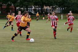 Ladies U16 start new season with an away win at Stourbridge U18s