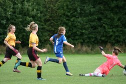 Good away win for U16 Ladies at Sutton Coldfield Town