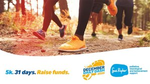 December Daily Dash 2020 For Sue Ryder