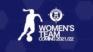 Club Announce New Women's Team