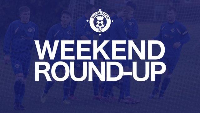 Weekend Round-Up - 18/19 September 2021