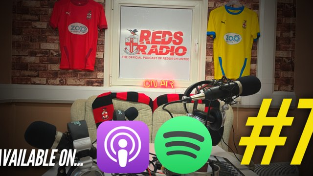 REDS RADIO | #7 - We Are Back - Ft. Sweeney, Tiago & Day!