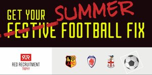RED RECRUITMENT CUP | Bromsgrove Sporting Tickets NOW AVAILABLE!