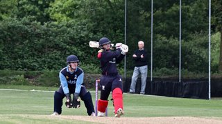 Dom Chatfield scores 174* for Hertfordshire CCC