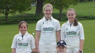 U14 Girls vs Berkhampstead