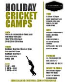 Holiday Cricket Camps