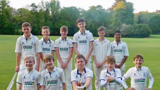 U13 win V Broxbourne