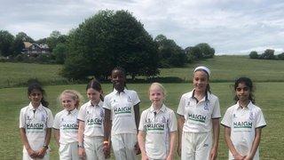 U12 Girls with Great WIN at Berko