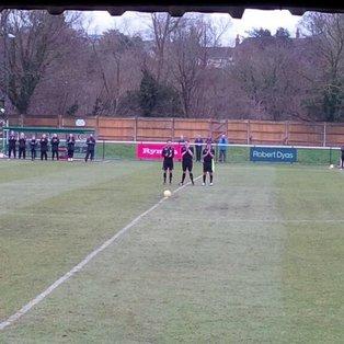 Leatherhead 2 East Thurrock United 1 - Tanners Unbeaten in February