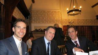Annual Cricket Club Dinner 29th November 2013
