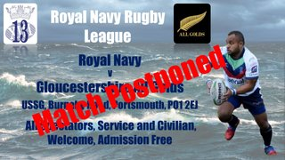 RNRL v All Golds - Match Postponed