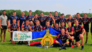Royal Marines v Parachute Regiment -Trafalgar Cup 2019