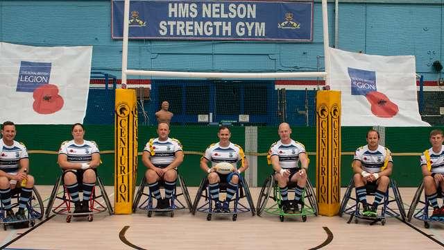 RN Wheelchair RL