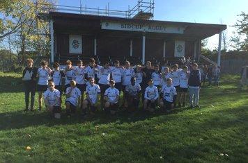 Squad 21/10/18 Blackheath game