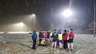 Training in the Snow