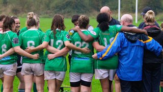 Ladies 2nd XV vs Amber Valley Tigers (a)