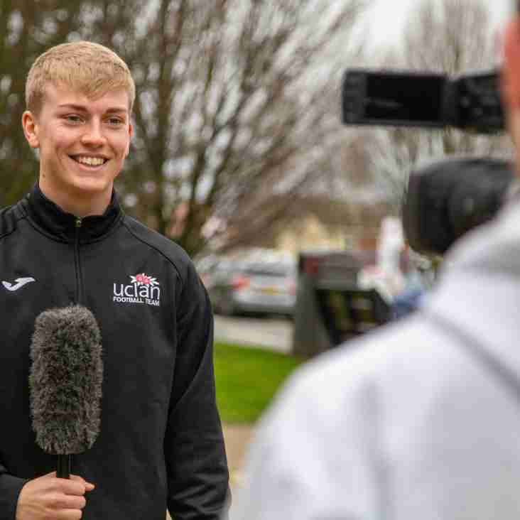 Young journalists to report on West Lancashire League clubs